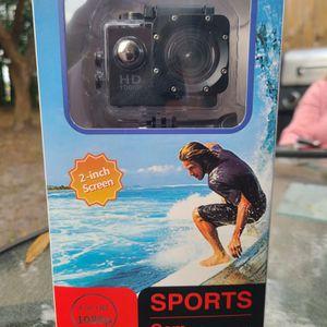 1080p Sports Cam ( Waterproof) for Sale in Winter Haven, FL