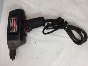 "Sears Craftsman Corded 3/8"" Drill (MXP013098) for Sale in Lakeland, FL"
