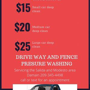 Damian's Pressure Washing for Sale in Modesto, CA
