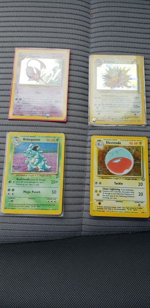 Pokemon Cards for Sale in Fremont, CA