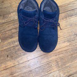 Navy Blue Male Ugg's for Sale in Marietta,  GA