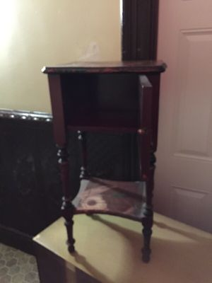 Antique table 1898 for Sale in Jersey City, NJ