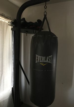 Punching bag for Sale in Fresno, CA