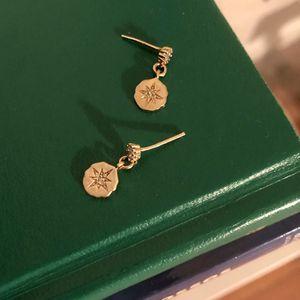 14k Gold Star Diamond Earrings for Sale in Los Angeles, CA