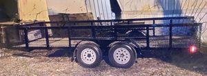 17ft×6ft utility trailer for Sale in Hudson, FL