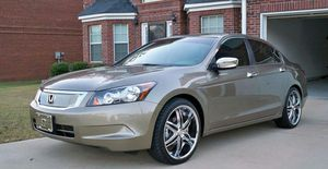 2008 honda accord clean title 87k miles for Sale in Chicago, IL