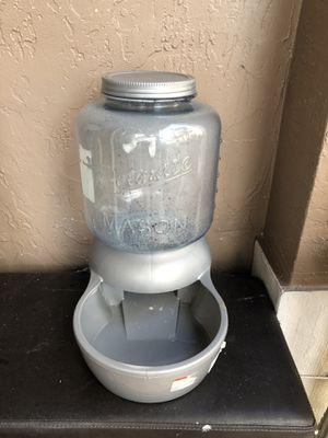 Petmate Pet feeder - auto fill pet food for Sale in Davie, FL
