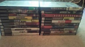 20 PS2 Games for Sale in Everett, WA