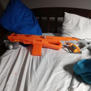 The Nerf Gun Shoots Really Fast for Sale in Auburn, NY