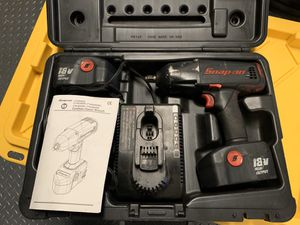 Used Snap On 1/2 inch impact Wrench. $100.00. OBO. for Sale in Fresno, CA