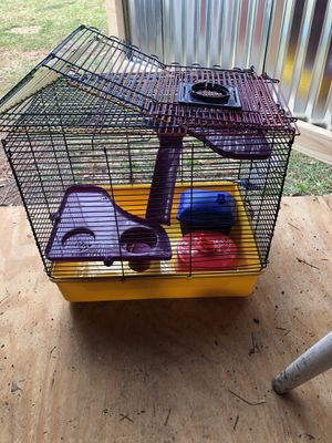 Hamster Case for Sale in Moultrie, GA