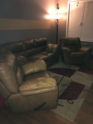 Living room Sofa and 2 Recliners for Sale in Baltimore, MD