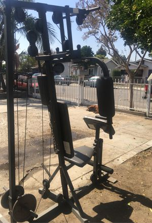 Weight set for Sale in Los Angeles, CA
