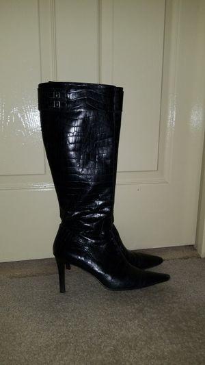 Womens Shoes RALPH LAUREN Leather Boots Sz. 10-11 for Sale in Las Vegas, NV