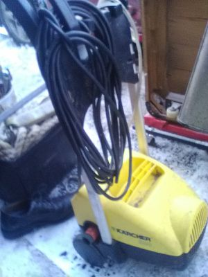 Karcher electric power washer for Sale in NC, US