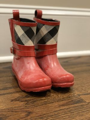 Girls Burberry Boots for Sale in Duluth, GA