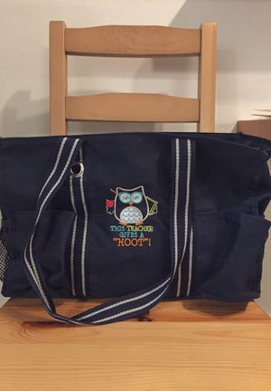 Thirty-One teacher tote for Sale in Winter Haven, FL