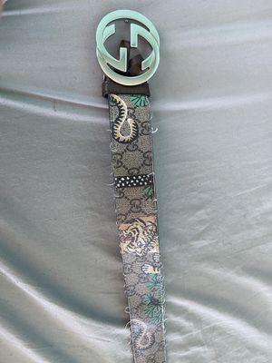 Gucci belt $120 HMU for Sale in Antioch, CA
