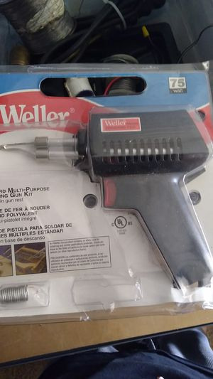 Soldering gun iron for Sale in Lincoln, CA