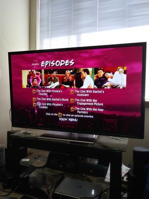 55 Panasonic Viera TCP55GT50 3D SMART High-End Plasma TV for Sale in Tacoma, WA