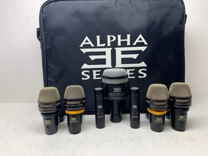 Equation Audio Alpha Series Drum Mic Kit 93312 for Sale in Federal Way, WA