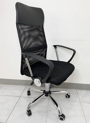 (NEW) $60 High Back Computer Mesh Chair Home Office Recline Adjustable Height for Sale in El Monte, CA