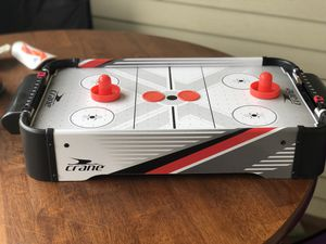 Mini Airhockey Table comes with everything for Sale in Franconia, VA