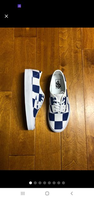 Vans authentic checkboard size 9 for Sale in Kirklyn, PA