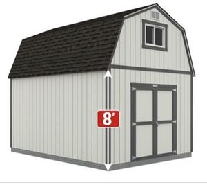 Pro Barn Tuff Shed for Sale in Visalia, CA