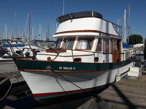 1977 34 foot C&L trawler for Sale in Wilmington, CA