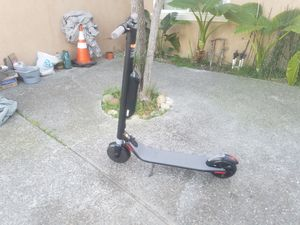 Ninebot segway Es3 kickstart foldable scooter-like new- for Sale in San Jose, CA