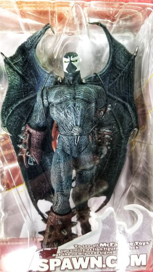 Spawn Wings of Redemption - Todd McFarlane collectible Toy year 2003 for Sale in Cypress, TX