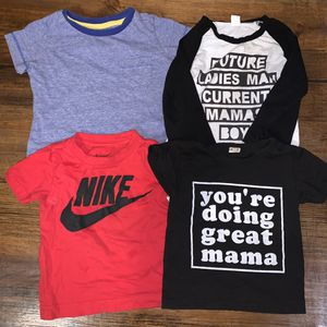 2T boys shirts for Sale in Tampa, FL