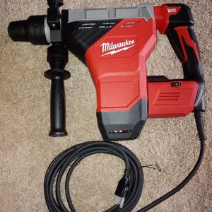 "Milwaukee 1 3/4""SDS MAX Rotary Hammer for Sale in Channelview, TX"