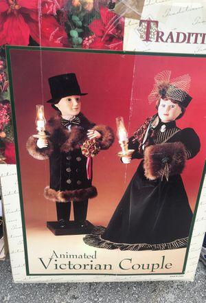 Decoración para crismas (2 muñecos decorativos) for Sale in Miami, FL