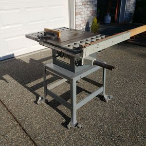 Rockwell/Delta Table Saw for Sale in Puyallup, WA