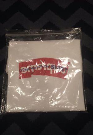 supreme comme des garçons box logo for Sale in Woodinville, WA