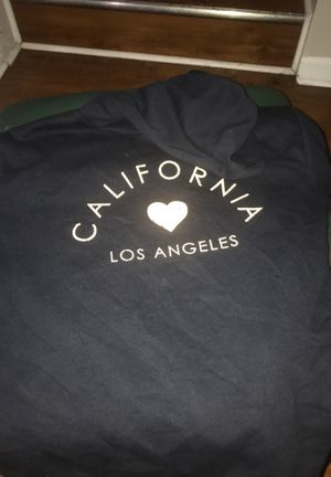 California los angles black and yellow hoodie for Sale in Houston, TX