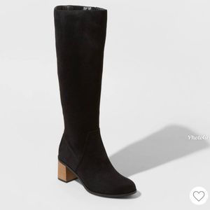 8w, Black A New Day Marlee Women's Target Boots for Sale in Compton, CA
