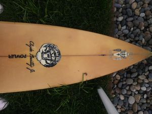 Clyde Beatty Jr surfboard for Sale in Tracy, CA