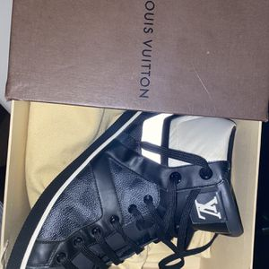 Louis Vitton Damier high-top sneaker for Sale in Silver Spring, MD