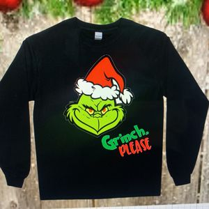 THE GRINCH CHRISTMAS LONG SLEEVE for Sale in Visalia, CA