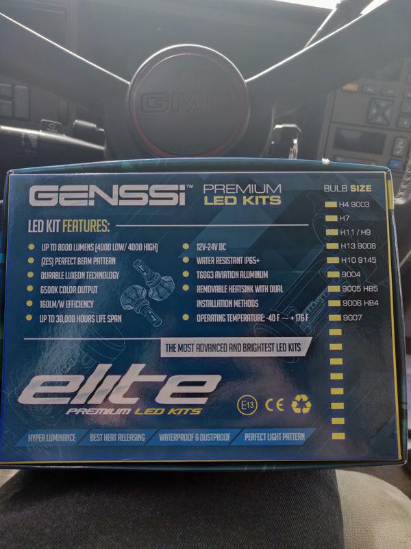 Genssi prem led kitS