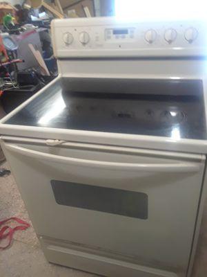 Glass top stove for Sale in Alpena, MI