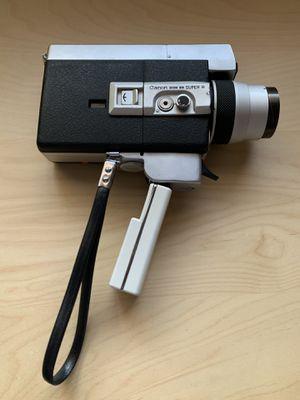 Canon Zoom 518 Super 8 film camera for Sale in Glendale, CA