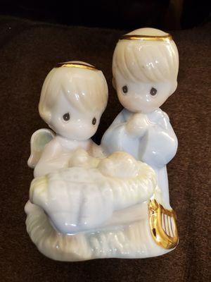 Precious moments Enesco Nativity Angels for Sale in Stockton, CA