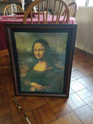 Mona Lisa (original) for Sale in Alexandria, VA