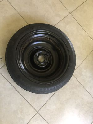 Spare Tire for Toyota,Mini,Honda,Kia,Hiunday for Sale in Boca Raton, FL