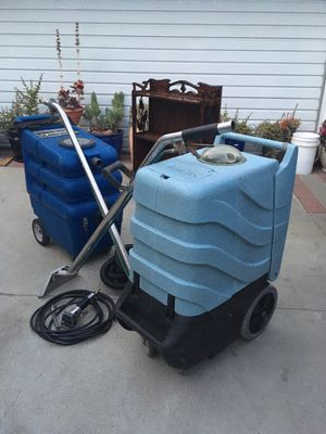 Carpet extractor with heater 220 psi for Sale in Los Angeles, CA