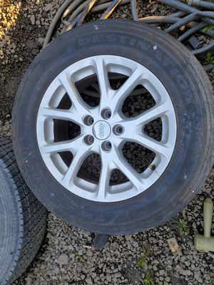 2016 jeep cherokee wheels for Sale in San Diego, CA